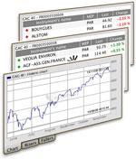 Euro Stocks Widget